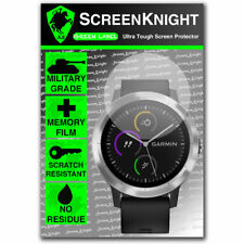 ScreenKnight Garmin VivoActive 3 - SCREEN PROTECTOR - Military Shield