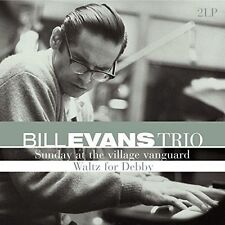Bill Evans Vanguard Vinyl Records
