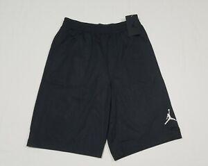 Nike Boys Youth Air Jordan Jumpman Basketball Shorts 959922-023 Black