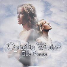 CD CARTONNE 2T OPHELIE WINTER ELLE PLEURE