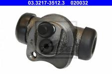 Radbremszylinder für Bremsanlage Hinterachse ATE 03.3217-3512.3
