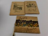 Victorian Era Booklet Sometime Somewhere The Angels Story Only An Ivy Leaf Lot
