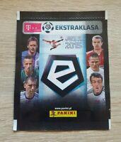Panini 1 Tüte Ekstraklasa 2015 Bustina Pochette Sobre Pack Polen Poland 15