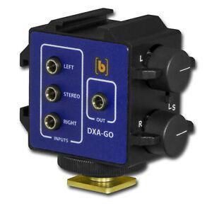Beachtek DXA-GO Adapter/Bracket for the RODE GO Wireless
