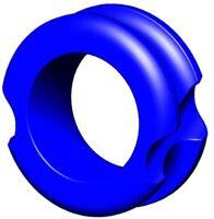 "G5 Outdoors Meta Pro Peep Hunter Sight Large 1/4"", Blue - 140B-BLUE"