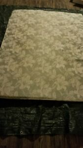 Nikken Magnetic Mattress Topper Wueen Size 57×77 There r stains& sm holes photos