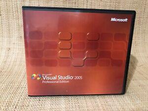 Microsoft Visual Studio 2005 Professional SQL Developer Full Version RETAIL