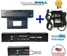 Docking Station Eport Plus USB 3.0 With adapter Latitude E6400 E6410 E6420 E6500