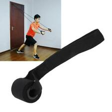 Resistance Training Exercise Band Accessory - Advanced Door Anchor Black
