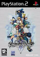 Kingdom Hearts II (PS2) BRAND NEW SEALED PLAYSTATION