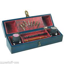 Authentic Models Mg127 Windsor Travel Blue Pen and Ink Set