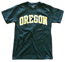 Champion University Of Oregon Ducks Green T-Shirt Women's Small EUC!