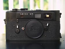 DAG CLA'ed Leica M5 Full Working Order Exc Condition 3Lug Late Serial#