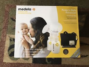 Medela Pump In Style Advanced Breast Pump - New Sealed