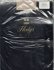 Hedys of Miami Silk & Sheer Control Top Pantyhose Size Average/Tall Bone Color