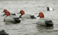 Avery Greenhead Gear Foam Filled Six Over-Size Redhead Decoys Ghg