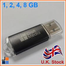 1GB, 2GB, 4GB, 8GB/Pulgar de memoria Flash USB Pen Drive/Portátil Almacenamiento De Gran Calidad