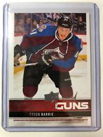 2012-13 Tyson Barrie Upper Deck Young Guns Rookie Card