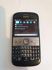 Nokia E5-00 Carbono Teléfono inteligente Negro (Desbloqueado) (002S930)