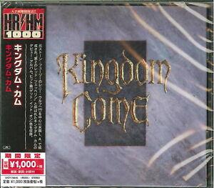 KINGDOM COME-S/T-JAPAN CD Ltd/Ed B63