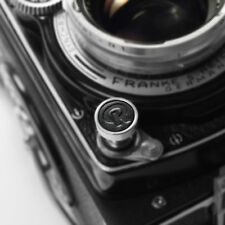 Exquisite Made - Metal and Leather Soft Shutter Button - Rolleiflex