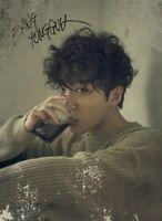 BANG YONG GUK B.A.P 1st album [BANGYONGGUK] Limited Ver CD+Booklet+Sticker+Post