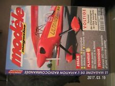 "** Modèle magazine n°538 Plan encarté le "" Galopin "" / Webra Racing 120 F"