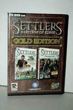 THE SETTLERS HERITAGE OF KINGS USATO PC DVD VERSIONE ITALIANA VBC 37872