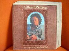 VINYL 33T – GILBERT O SULLIVAN : STRANGER MY OWN BACKYARD – SUPERTRAMP - 1974