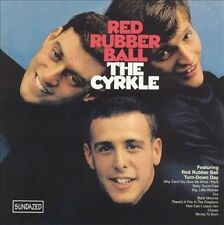 THE CYRKLE RED RUBBER BALL 1966 PSYCH SUNSHINE POP ROCK SUNDAZED CD