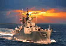 HMAS STUART - HAND FINISHED, LIMITED EDITION (25)