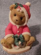 Alana Wrapped Up In Christmas Abbey BNIB Cherished Teddies