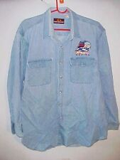 Greg Moore Shirt Spieler Rennen Team Pit Rundhals Jeans Indy Auto C. a. R.t