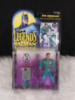 Kenner The Riddler with Firing Question Launcher Legend of Batman Action Figure