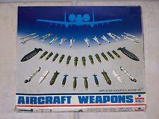 Maquette ESCI 1/48ème AIRCRAFT WEAPONS n° 4015