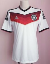 Germany 2014 - 2015 Home football Adidas shirt size M