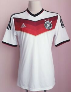 Germany 2014 - 2015 Home football Adidas shirt size M