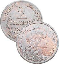 2 Centimes DUPUIS 1898-1920 choisissez votre année