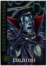 Colossus #91 Fleer Ultra X-Men Chrome Trade Card (C291)