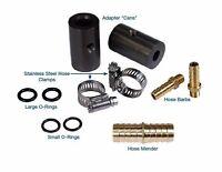 Sonnax 119814-01K Remote Transmission Cooler Adapter Kit 90+ Fits VW Audi AG4