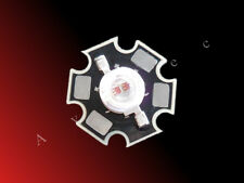 5W High Power LED Chip Starplatine tiefrot deepred hyperred 640nm-660nm 800mA