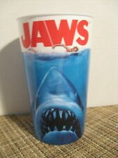 Jaws - Jaws Movie Poster Image - 20 oz. Glossy Plastic Cup - 2020
