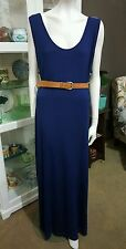 More Marco Polo nautical dress.Sz3XL.Soft viscose jersey.Very good condition