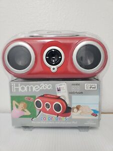 iHome 2Go iH13 Colortunes Portable Protector Case w/ Speakers