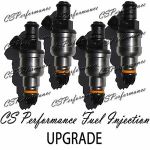 Bosch Best Upgrade Fuel Injector Set for Saturn 1.9L I4
