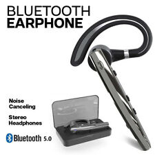 New Trucker Wireless Mic Blue Parrot Bluetooth Noise Cancelling Headset Earpiece