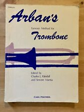 Arban's Famous Method for Trombone (Book, Other)