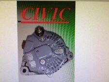 2001-2002 2003 2004 2005 HONDA CIVIC 1.7L 130 HIGH AMP DENSO HD ALTERNATOR