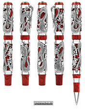 MONTEGRAPPA ICONS DRAGON 2010 BRUCE LEE ROLLERBALL PEN
