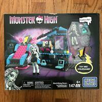 MEGA BLOKS Monster High Frankie Stein Electrifying Room Play Set